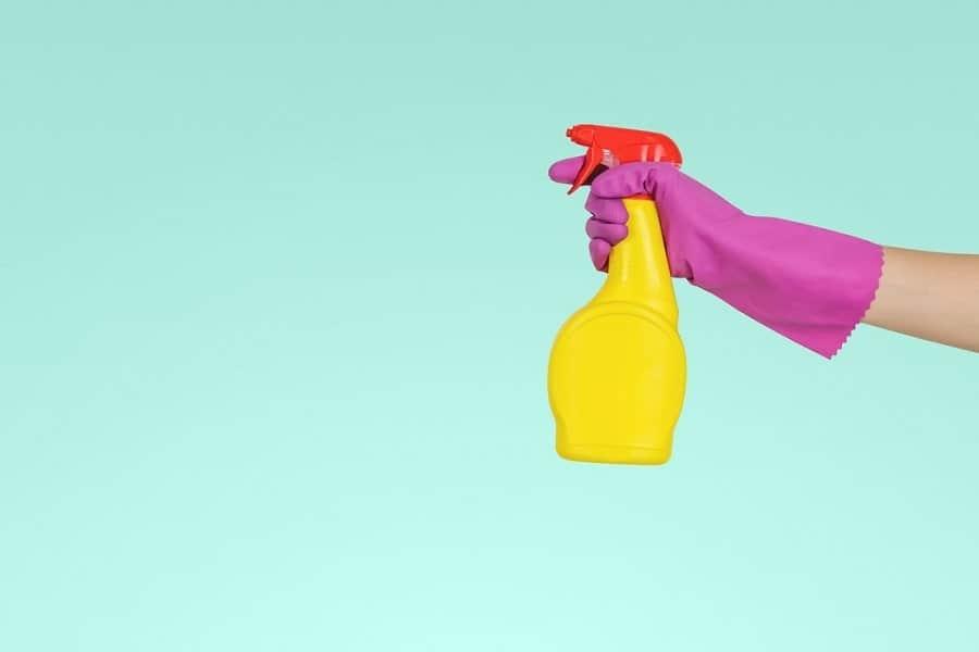 deodorise curtain spray